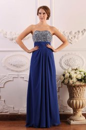 Wholesale cross back cocktail dress - Beaded Prom Dresses Sweetheart Shiny Exquisite Beading Ruched Real Images Criss Cross Sexy Back Bridesmaid Dresses
