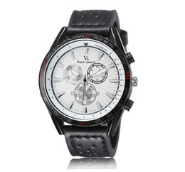 Wholesale High Performance Alloy - Large Size Fashion Watch High Belt Quartz Watch Material High Density Zinc Alloy Stable Performance Out0761