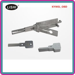 Wholesale Ford Lock Pick Set - LISHI HU66 V.3 2-in-1 Auto Pick and Decoder for Audi Ford VW Porsche Seat Skoda