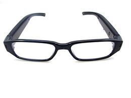 Wholesale glass cameras - Mobile DV 5.0MP Camera Sport Sunglasses Smart Glasses With 720p FHD Video Digital Video Camcorder