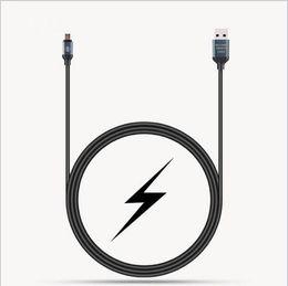 cavo lenovo usb Sconti 2A Mirco USB Tipo C Cavo Q TPE Caricabatterie rapido per Samsung Nexus Lenovo Huawei LG Cavo adattatore CA.