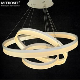 Dropshipping Modern White Acrylic Chandelier UK | Free UK Delivery ...