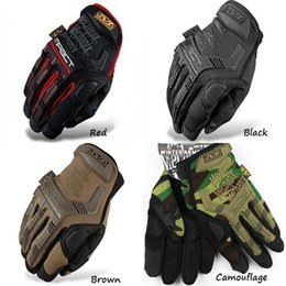 Wholesale Sport Glove Riding - Camouflage Military Army Tactical Airsoft Shooting Hunting Sports Combat Riding Full Finger Gloves