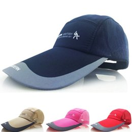 Wholesale Lure Men - New Arrival Lengthen Breathable Free Size Fishing Cap Outdoor Lure Casual Fashion Peachskin Men Women Sun Hat Baseball