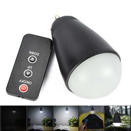 12 LED Télécommande Opération Lanterne 3 Modes Extérieur Portable Tente Résistant Lampes Camping Lampe Éclairage Rechargeable ? partir de fabricateur