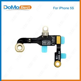 Wholesale Cellular Antennas - Cellular Antenna Interconnection Flex Cable for Apple iPhone 5S Original Brand New Repair part free shipping