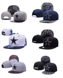 Wholesale Football Team Snapbacks - Wholesale popular snapback custom all teams football baseball basketball America Sports Snapback hats adjusted cap fitted hats men women hat