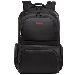 Wholesale Nylon Notebook - 2017 New Waterproof Nylon Men's Backpacks Unisex Women Backpack Bag for 15.6 Laptop Notebook Bag Mochila Feminina
