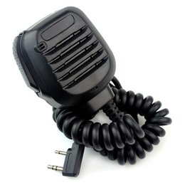 Wholesale kenwood speaker mic - KMC-45 Handheld Microphone Mic Speaker for Kenwood TK2402 TK3402 TK2312 TK3312 NX240 NX220 NX320