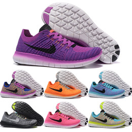 Wholesale Brown Flats Size 11 - Cheap New Running Shoes Free RN Flyline 5.0 Men Women Sneakers High Quality Original Discount Walking FreeRun Sports Shoes Size 5.5-11