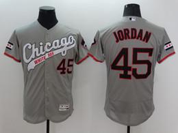 Wholesale Cheap Baseball Style Jerseys - 2016 New style Cheap White Sox 45# Birmingham Barons 49# Sale 35# Thomas Button Down Black Throwback Baseball Jersey Embroidery Logos