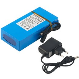 Wholesale Wireless Transmitter For Cctv Camera - DC 12V Super Strong 15000MAH Powerful Rechargeable Li-ion Battery Backup Li-ion Battery For CCTV Camera Wireless Transmitter
