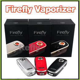 Wholesale Electronic Cigarette X - Firefly Vaporizer Kit Wax Dry Herb Vaporizers Pen Temperature Control Herbal Vaporizer Electronic Cigarette VS Titan 1 2 X-Max V2
