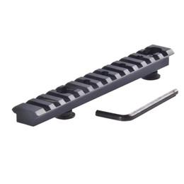 Wholesale Weaver Flashlight Laser - MARS-AR M4 M16 Carbine Length GI Handguard Rail Weaver Rail For Attaching Optics, Lasers,Flashlights Hunting Accessories