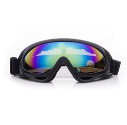 Wholesale Ski Mask Glass - Professional ski goggles double UV400 anti-fog big ski mask glasses skiing snowboarding men women snow goggles Free Shipping