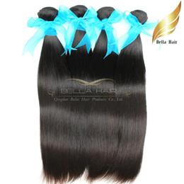 Cabelos indianos on-line-Meilleur vente Cabelo Indiano 7A Bleachable teindre et blanchissement Extensões de cabelo humano cheveux lisse 3 pçs / lote livraison gratuit