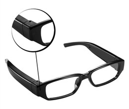 Wholesale Hd Eyeglass Camcorder - Hidden Invisible Eyeglass DVR HD 1080P Spy Glasses Camera Mini Sunglasses Camcorder Digital Video Recorder Spy Eyewear DVR