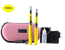 Wholesale Ego Blister Double - CE4 ego starter kit CE4 Electronic Cigarette Blister kits e cig 650mah 900mah 1100mah EGO-T battery double kit Clearomizer E-cigarette