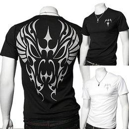 Wholesale Polo Specials - Summer 2016 British Personalize Solid Polo Shirts For Men Short Sleeve Cotton T-shirt Pullover Special Printing Men Polo J160465