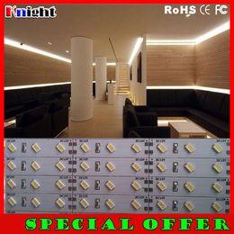 12v barras de luz rígidas on-line-500m muito 5630/5730 LED barra de luz de tira rígida lâmpada 12v barra de tira conduzida SMD5630 barra rígida oferta especial Quente fresca de luz branca debaixo de gabinete