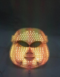 Wholesale Personal Masks - personal use 7 colors light pdt led lamp for skin care beauty equipment pdt mask