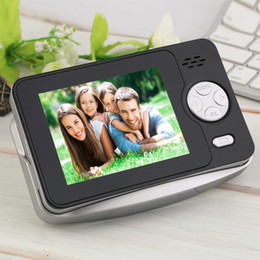 "Wholesale Visual Doorbell - 3.2"" LCD Screen Smart Visual Doorbell Peephole Camera Day Night IR Viewer"