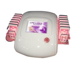 Wholesale I Lipo Laser Machine - 650nm zerona i lipo lipolysis laser weight loss lipo laser machine for sale