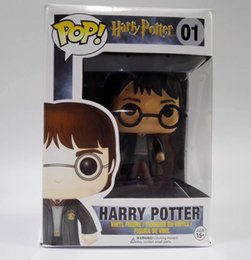 Wholesale Harry Potter Action Figures Wholesale - DHL Ship Funko Movie Harry Potter Action PVC Figure Jon Snow 10cm 3 3 4 inches Figures Collection with Original Box