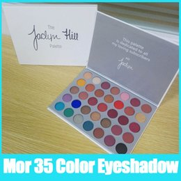 Wholesale Eyes Shadow Palette - Factory Direct Brand Makeup Eyeshadow 35 color Eye shadow Palette The JaclYn Hill Palette Eye Shadow free shipping