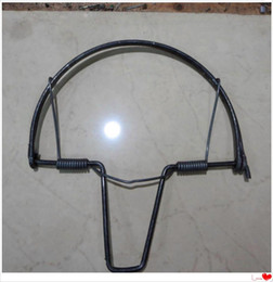 Wholesale Wholesale Turkeys Prices - Wholesale-Strong Power Diameter 180mm 7.0 inch turkey trap with low price and high quality free shipping from China