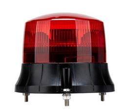Wholesale Truck 24v Emergency Lights - High intensity DC12V 9*3W Led rotating warning Beacon,warning lights,emergency lights for police,ambulance,fir truck,waterproof IP65