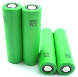 Wholesale Ryobi Batteries - US18650VTC5 3.7V 2600mAh 18650 high drain 30A vtc5 battery for Sony electonic cigarette power tool makita tools ryobi batteries