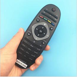 Wholesale Philips Controller - Wholesale-1pcs USR FOR PHILIPS TV DVD AUX REMOTE CONTROL CONTROLLER RM-L1070C