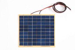 Wholesale 12v Electrical Panel - 10w 12V Solar Panel Outstanding electrical performance Solar panel&solar charger&solar panel for camera battery DIY charger acer