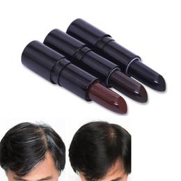 Wholesale Dye Hair Paint - 3 color Temporary Hair Dye Brand Hair Color Chalk Crayons Paint Hair Care Black Dark brown Coffee M02254