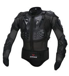 Wholesale Duhan Race Jacket - 2014 DUHAN Motocross Armour Full Protector Gears Racing Protective Motorcycle Armor Body Guard Accessories Free shipping