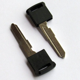 Wholesale Remote Key Suzuki - New Replacement Prox Smart Insert Remote Emergency Key Blade Uncut For Suzuki SX4