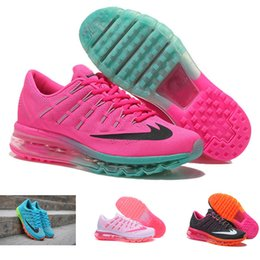 Wholesale New Style Flat Shoes - 2016 air Running Shoes sapphire 6 color new style women Sports Shoes women's shoes sneakers Athletic Trainers Free Shipping