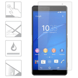 Wholesale Xperia Z Protector - Tempered Glass Screen Protecter for SONY Z1s Z4mini Z5mini Glass Protector For SONY Mobile Phone Anti-scratch