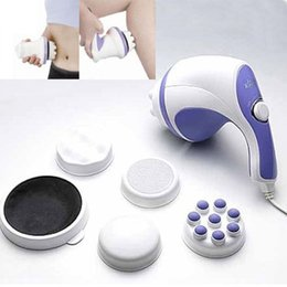 Wholesale Relax Tone Body Massager - RELAX SPIN TONE FULL BODY BACK FOOT N HANDS MASSAGER PORTABLE AND FOR SLIMMING tone