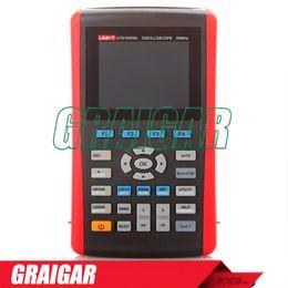 Wholesale Electrical Storage - Handheld Digital Storage Oscilloscopes UTD1050DL 2 channels 50MHz 200MS s 12 kpts Memory Depth Mini USB Interface