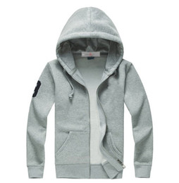 Wholesale mens corduroy jacket xl - Free shipping 2016 new Hot sale Mens polo Hoodies and Sweatshirts autumn winter casual with a hood sport jacket men's hoodies