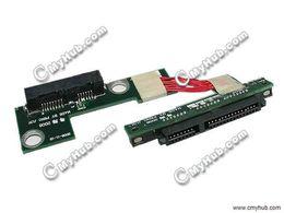 Ordinateur portable hp en Ligne-Câble de connexion pour ordinateur portable HDD pour HP EliteBook 2530p 495027-001 Câble de connexion pour adaptateur de disque dur SATA