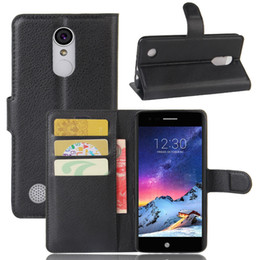 Wholesale Litchi Phone Case - Litchi pattern For LG K8 Prime Case Luxury Wallet PU Leather Case For LG LV3 Prime Protective Cell Phone Shell Back Cover Bag