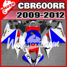 Wholesale Cbr Fairings For Sale - Hot Sale Motorcycle Fairing Welmotocom Aftermarket Injection Mold Fairing For Honda CBR600RR CBR 600 RR2009 2010 2011 2012 09-12+5FreeG ifts