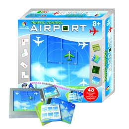 Wholesale Toy Maze Games - Wholesale-Child's favorite toy puzzle airports, aircraft maze Challenge fun game