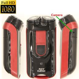 Wholesale Shaver Camera - New 1080P 30FPS HD Spy Hidden Camera Electric Shaver Mini DVR Video Recorder Cam Mini Cameras Home Security