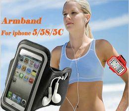 casi di note4 Sconti Custodia per iPhone 7 bracciale in esecuzione palestra sport braccio del braccio del telefono supporto del sacchetto caso copertina pouch per Samsung S6 S6edge note5 note4 anti-sudore