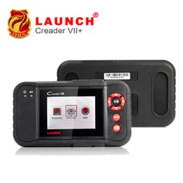 Wholesale Launch Fault Reader - Professional Automobile Four System Fault Code Reader Launch Creader VII+ Creader 7 100% Original Free Update Via Internet