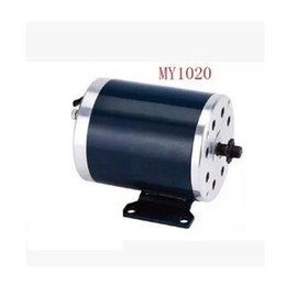 Wholesale Electric Scooter Dc Motor - MY1020 500W 24V high-speed Electric Scooter motor,electric scooter dc motor fit on EVO scooter,electric scooter motor